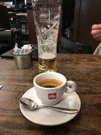 illy kaffe