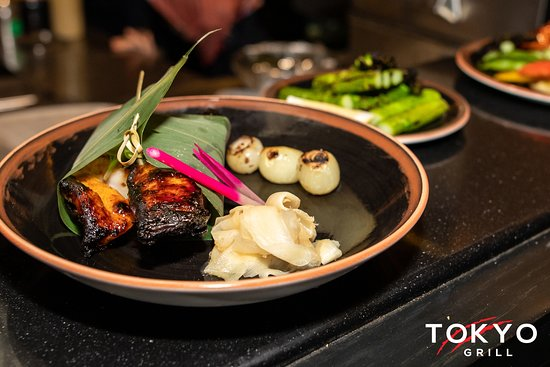 Rolls – kuva: Tokyo Grill, Abu Dhabi - Tripadvisor