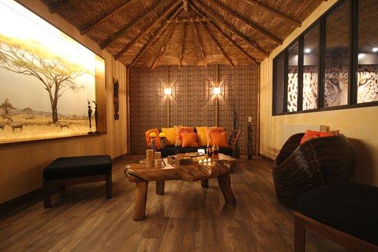 Salon de détente Okavango