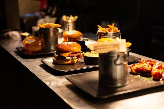 Breakfast - Smokeshed Bar & Grill, Hoddesdon Traveller ...