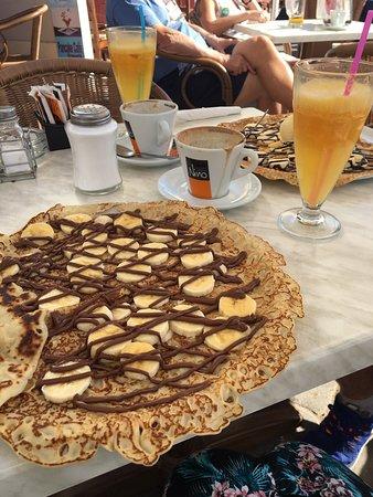 Pancake Cafe at Golf del Sur