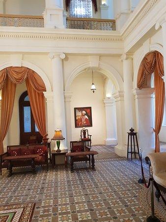 main lounge view