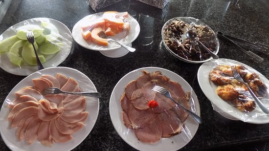 Christiana, Sudáfrica: Breakfast Buffet