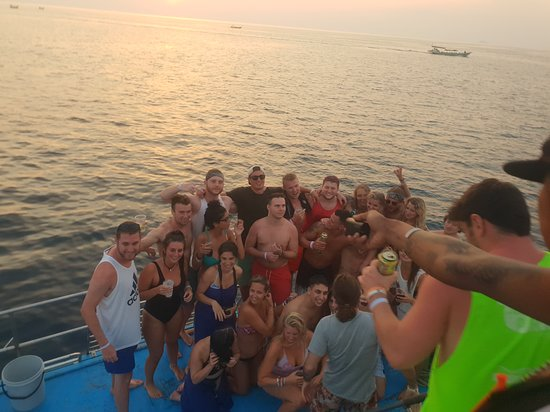 Blanco Boat Party Koh Lanta