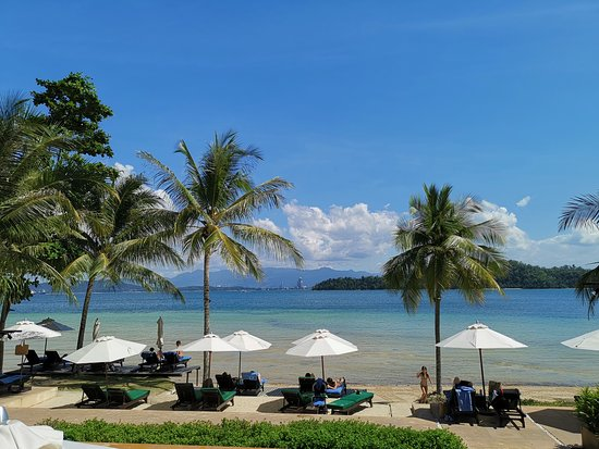Pulau Gaya, มาเลเซีย: Nice view