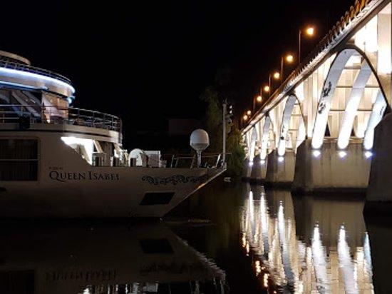 Escalhao, Portugal: Ponte Almirtante Sarmento Rodrigues 13