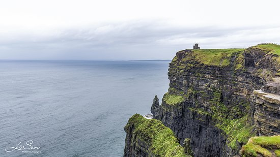 Cliffs of Moher: 莫赫懸崖