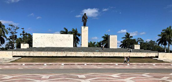 Mausoleo del Che Guevara: Che Guevara monument
