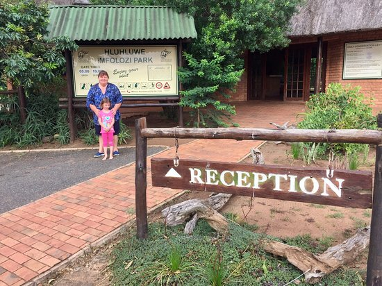 Some highlights of a lovely day we spent last week at Umfolozi Game Reserve.