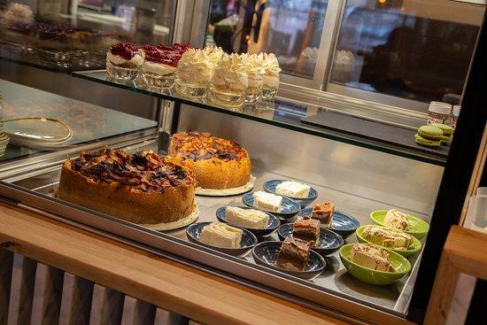 Gilze, Países Bajos: Delicious desserts