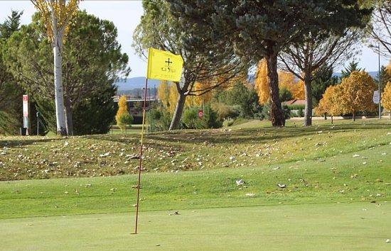 Villar de Olalla, Spagna: Golf