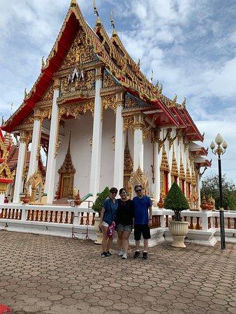 Visit Wat Chalong