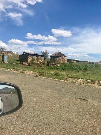 A2 Road - Mohales Hoek Lesotho