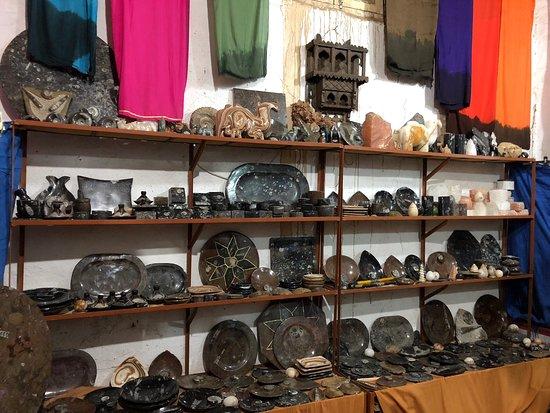 Driss Fossils & Minerals Shop Photo