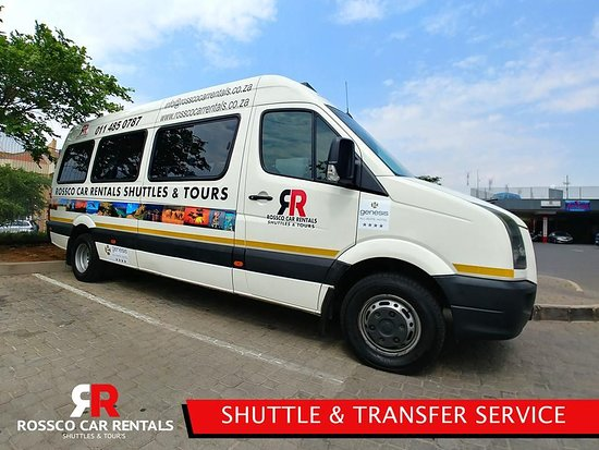 Rossco Car Rentals Tours Shuttles Johannesburg 2019 All You