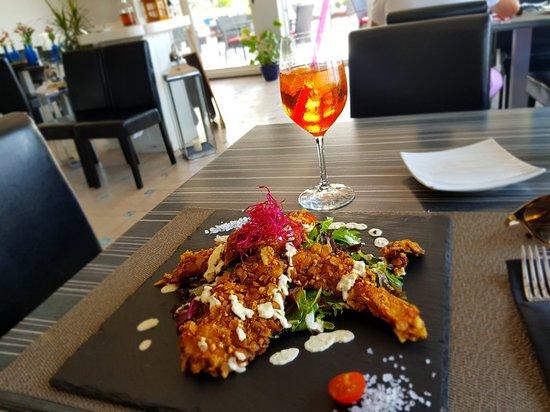 Colonia de Sant Pere, Ισπανία: Restaurante Etapas