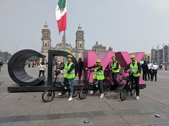 Nomad Mexico E-Bike Tours