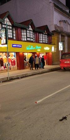 Main Bazaar: Main bzjar and Upper Bazar ooty