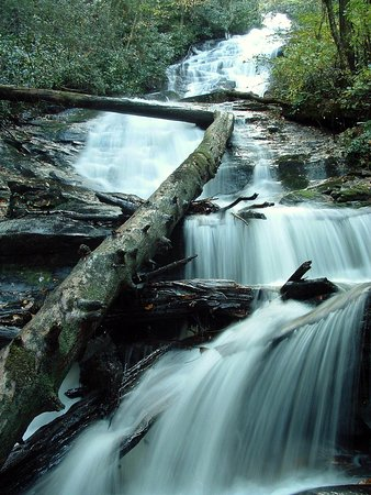 Nantahala Alarka Falls