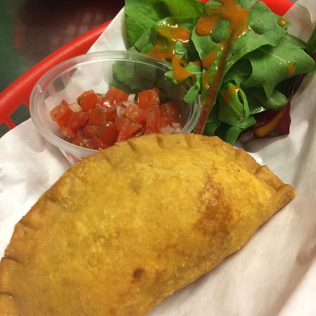 Even people from Latin America are surprised at how good the Empanadas are in an out of the way pub in the North of England