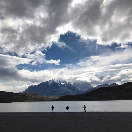 Torres del Paine National Park: Guiando un nuevo circuito W con @ecordua