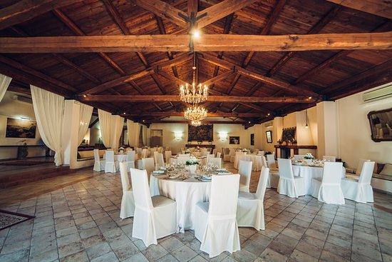 Riardo, Italy: La Grande Sala