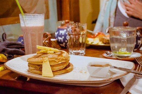 Jack's Cafe Cusco: Jack´s Breakfasts