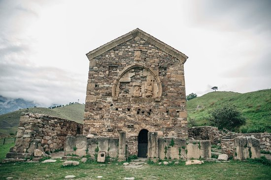 Tkhaba-Yerdy Church