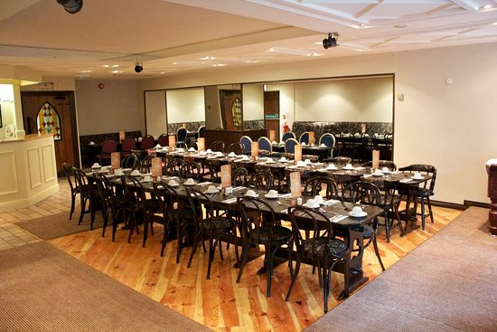 Greyabbey, UK: Function room and dance floor for private functions
