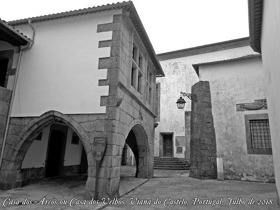 Casa dos Arcos - Casa dos Velhos