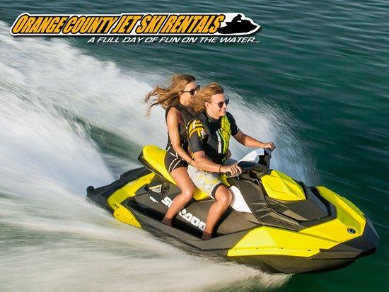 Orange County Jet Ski Rentals