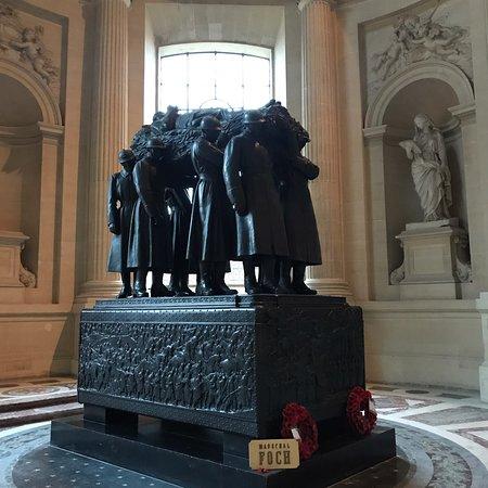 Visita a exposição da 2ª Guerra