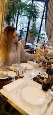 Wonderful tea time