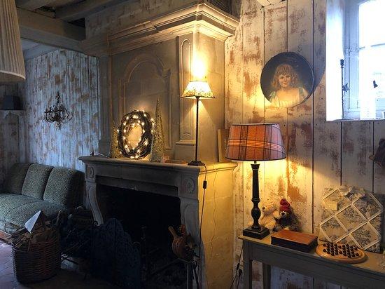 Craon, Prancis: salotto al pianoterra