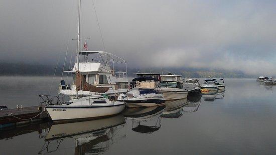 New Richmond, Ohio: The beautiful Ohio River , New Richmond , Ohio, Little Indian Boat Club