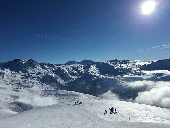 Les Contamines-Montjoie Ski Resort