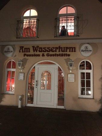 Bad Muskau, Germany: Fassade der Pension