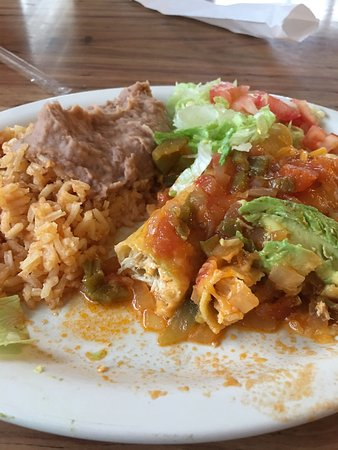 San Diego, TX: All their food is delicious-A hole in the wall place but food is great!