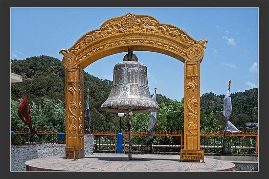 Bell at Rewalsar