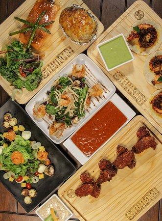 Rib Haus BBQ and Wing´s el mejor restaurant de Aguascalientes