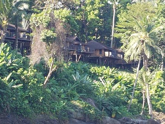 Hotel in der Natur