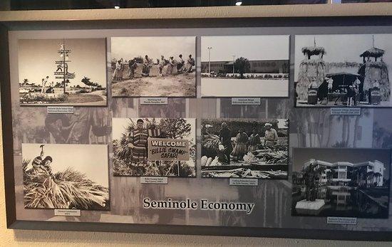 Seminole Brighton Casino: Seminole Economy Pictures
