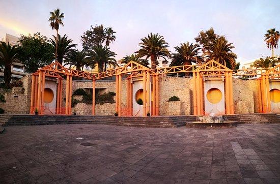 Plaza Pedro Garcia Cabrera