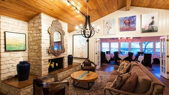 Blair House Inn: Main Lodge Living Room