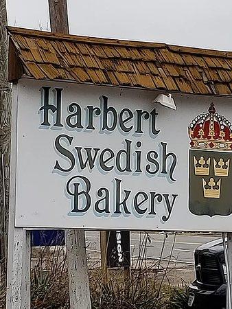 Harbert Swedish Bakery in Harbert, MI