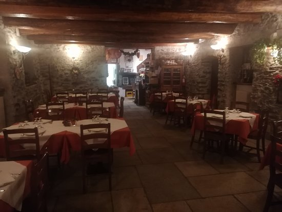 Ardenno, Italy: Sala da pranzo