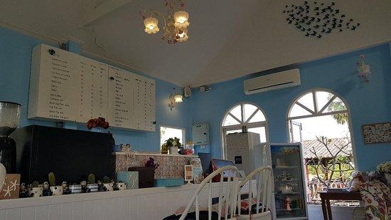 Blue Butterfly Coffee