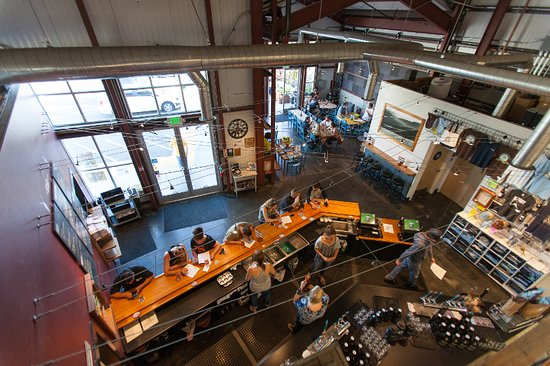 Soquel, Kalifornien: Taproom