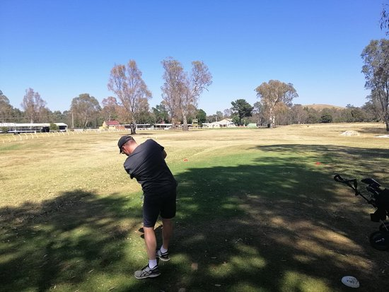 Alexandra Golf Course