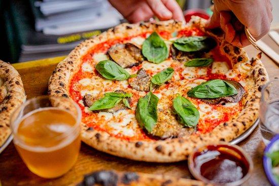 Yard Sale Pizza London 105 Lower Clapton Rd Menu